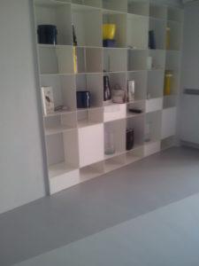 Pavimento resina - Resin floor