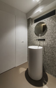 Bagno resina - Resin bathroom